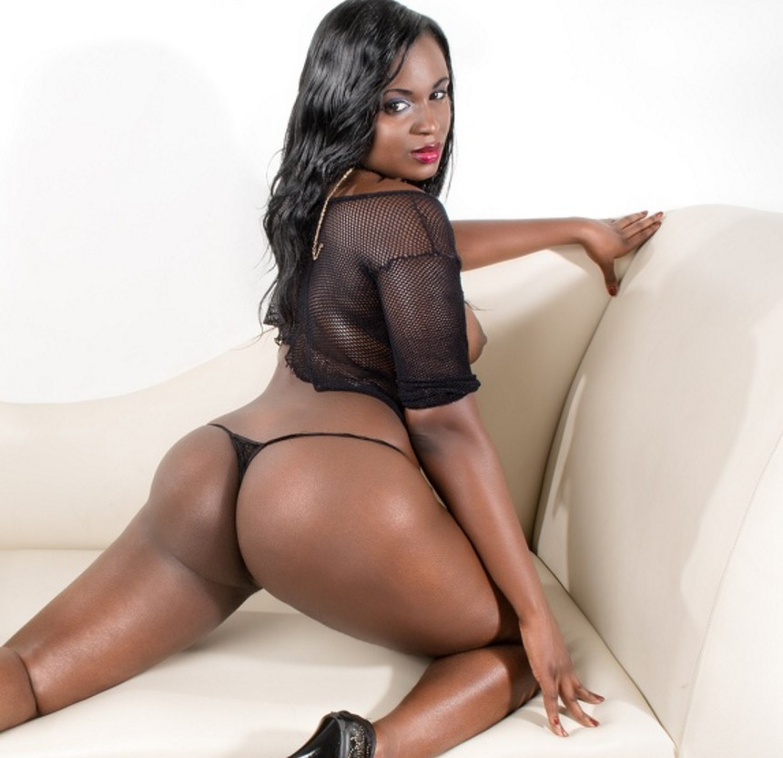 Black cam girls